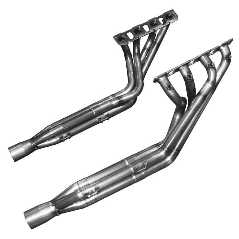 "2009-2010 Dodge Challenger Hemi Drag Pak 6.1L Kooks 1 7/8"" Stainless Long Tube Headers"