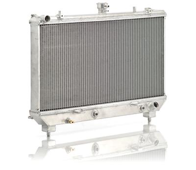 2010+ Camaro SS V8 BeCool Direct Fit Dual Core Aluminum Radiator