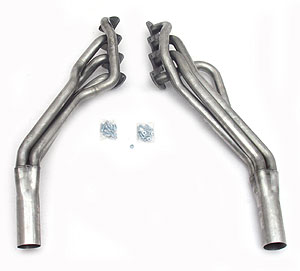 "2005-2010 Ford Mustang GT V8 JBA Stainless Steel 1 5/8"" Long Tube Headers w/3"" Collectors"