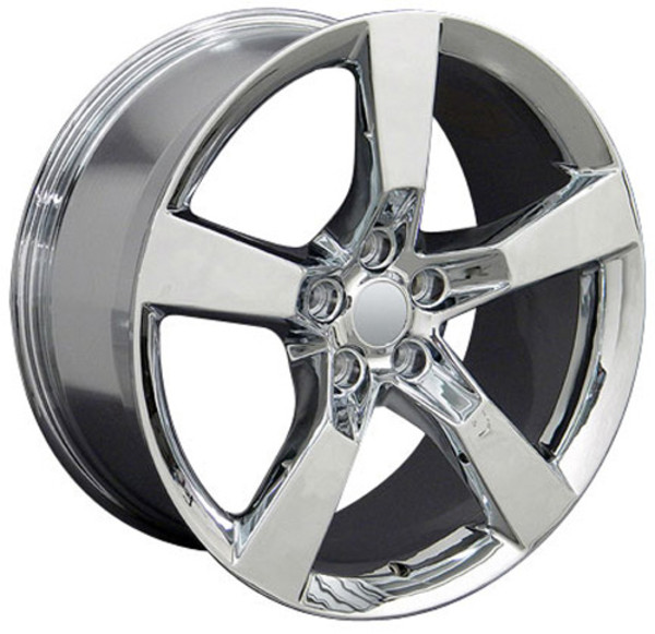 "OE Wheels Camaro SS Replica Wheel - Chrome 20x9"" (35mm Offset) Set of 4"