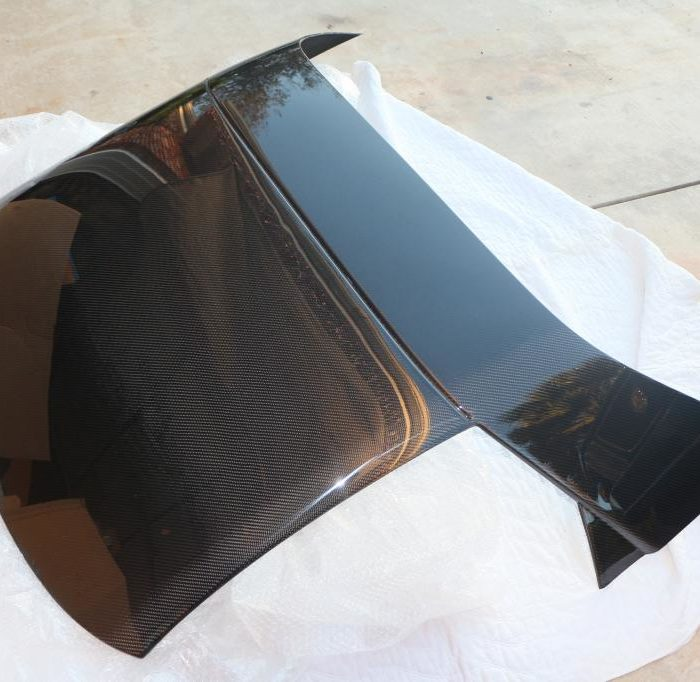 93-02 Fbody 6LE Designs Hard Top Roof Panel - Carbon Fiber