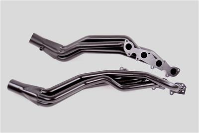 2009+ Dodge Challenger 5.7L V8 Pacesetter Longtube Headers - Painted