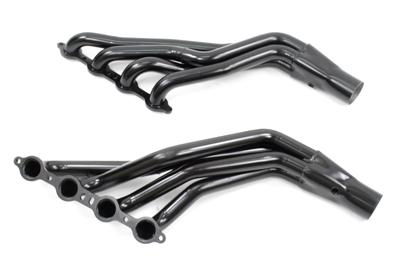 2006-09 Trailblazer SS Pacesetter Long Tube Headers (Painted)