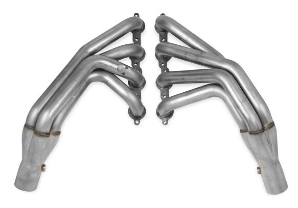"2005-2013 C6 Corvette Hooker Blackheart 1 7/8"" Stainless Long Tube Headers"