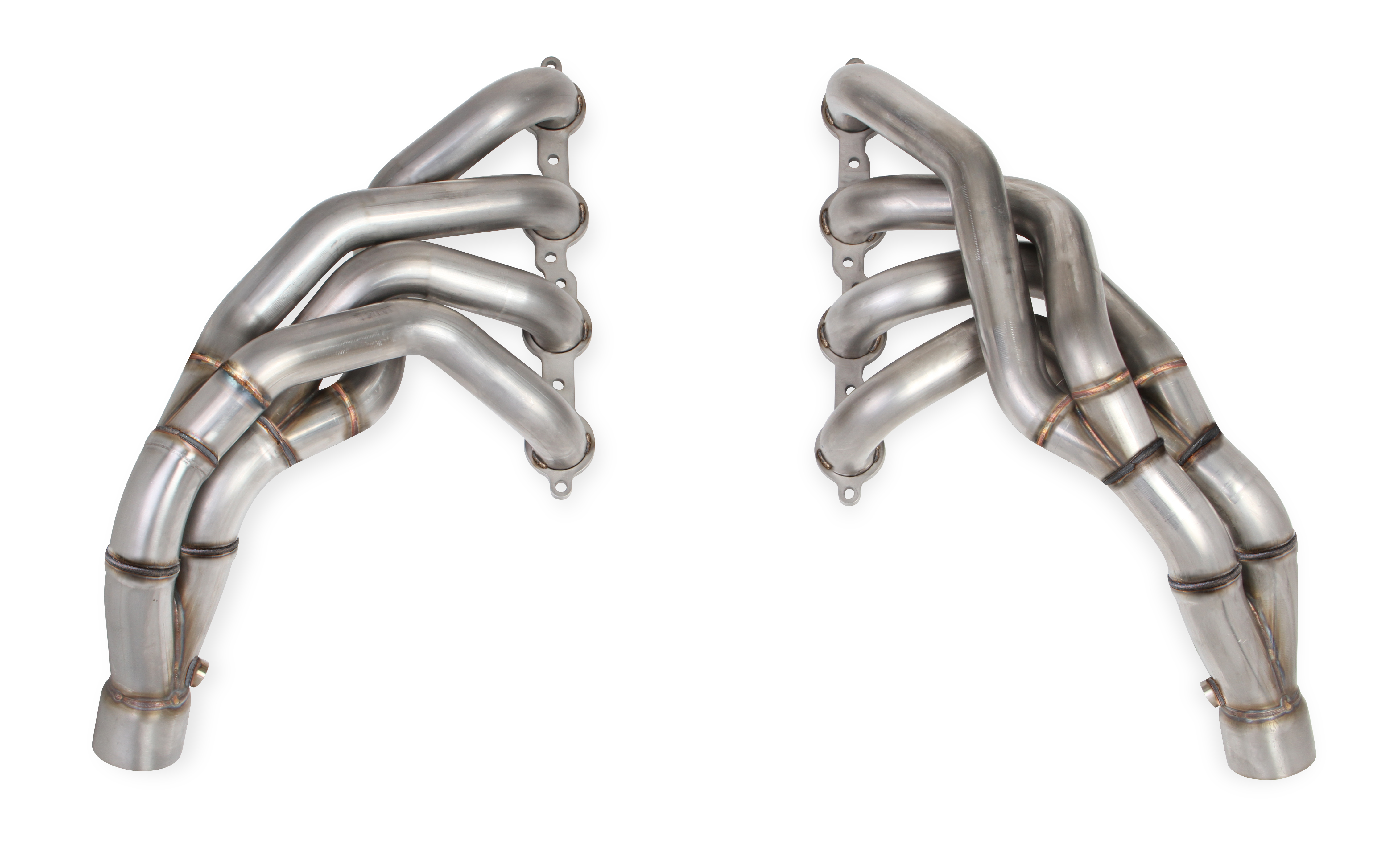 "2006-2013 C6 ZO6 Corvette Blackheart Headers 2"" x 3"" Tri-Y Long Tube Headers"
