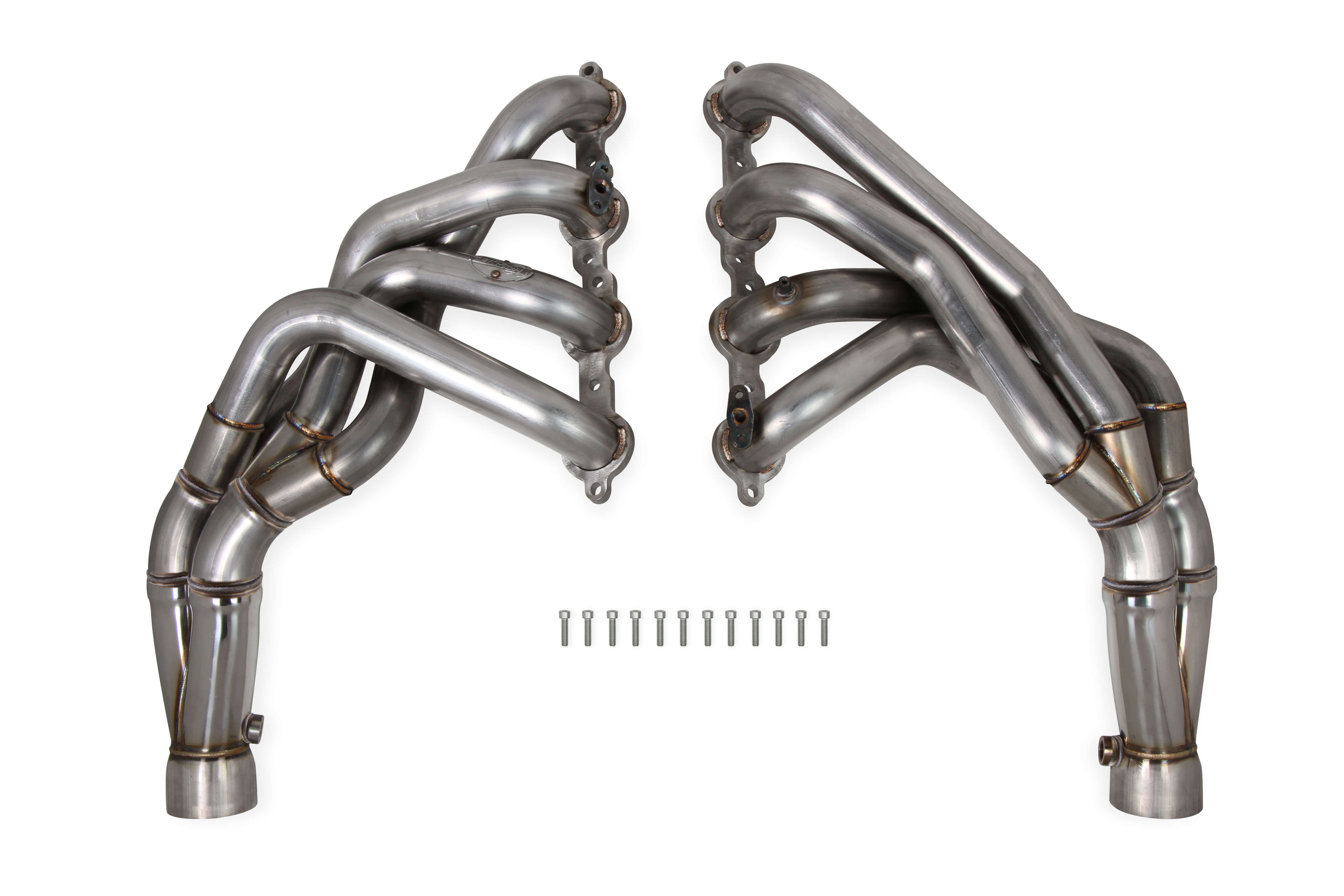 "1997-2000 C5/ZO6 Corvette Hooker Headers 1 7/8"" 304 Stainless Tri-Y Long Tube Headers"