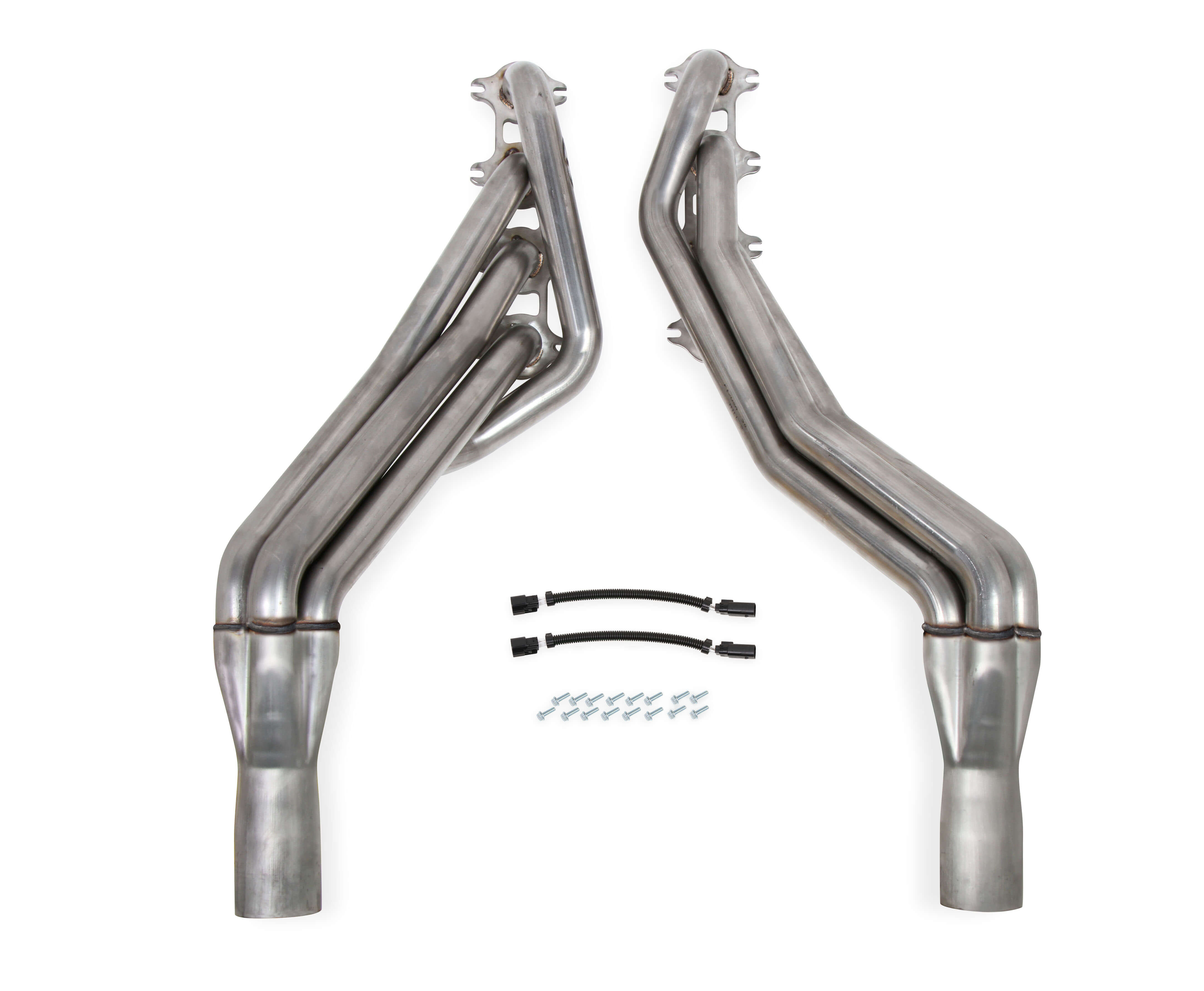 "2005-2009 Ford Mustang GT 4.6L V8 Hooker Blackheart 1 5/8"" Stainless Steel Long Tube Headers"