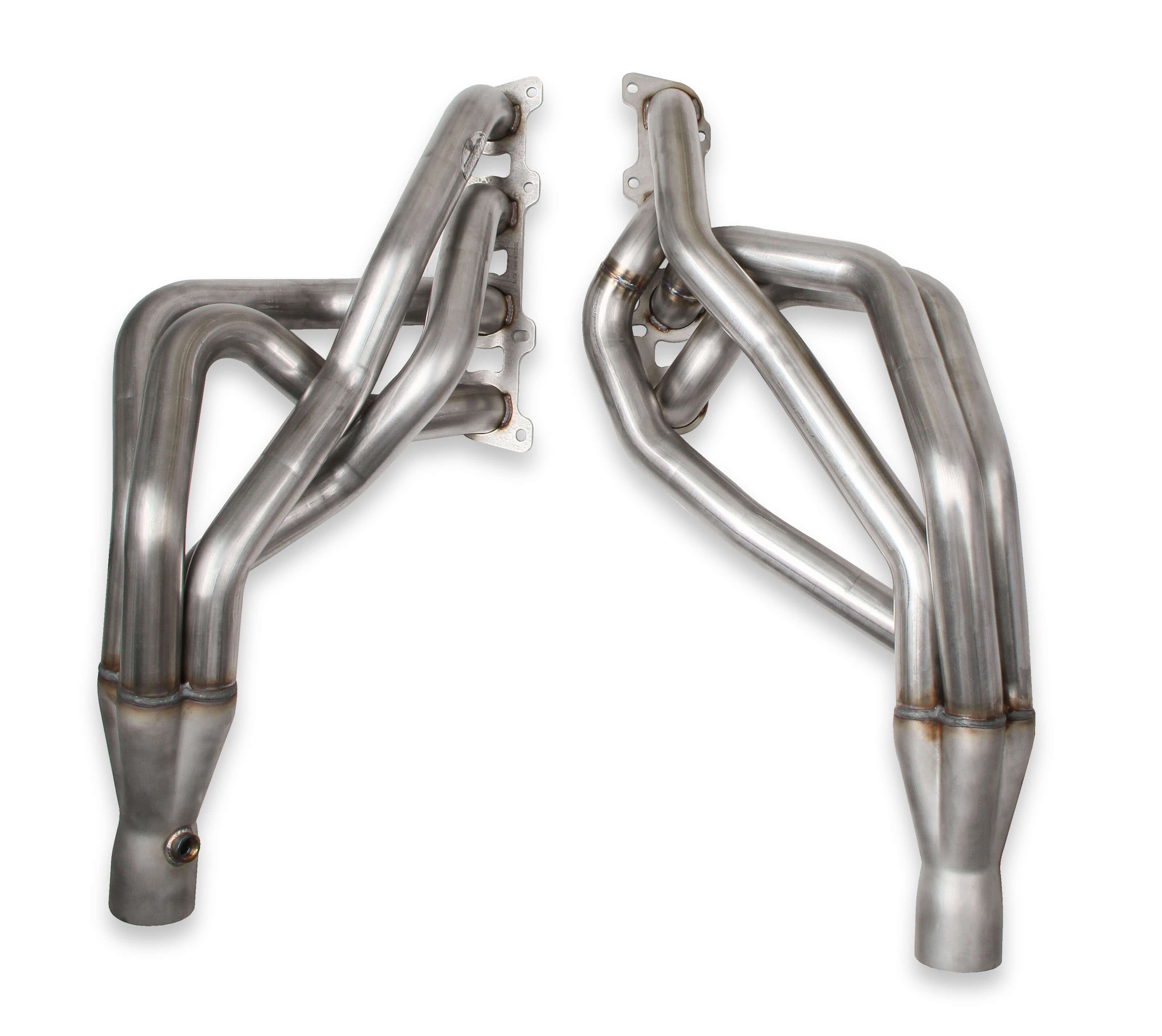 "1996-2004 Ford Mustang Hooker Blackheart 1 7/8"" Long Tube Headers - 5.0 Coyote Swap"