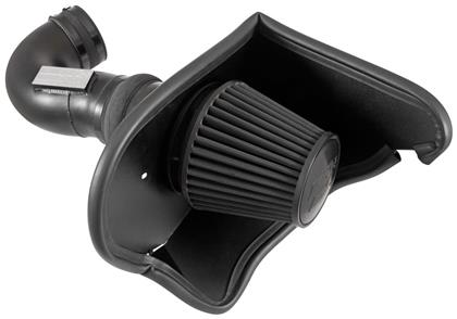 2016+ Camaro SS 6.2L V8 K&N Filters Blackhawk Cold Air Intake