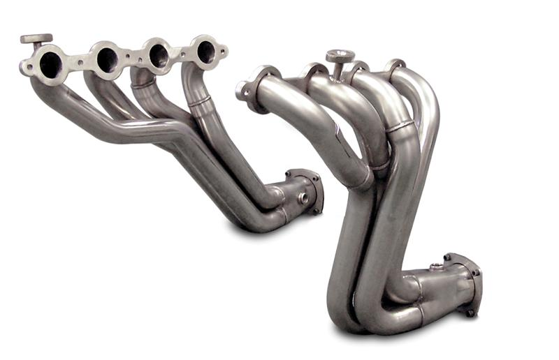 "2000-2002 Fbody Dynatech Stainless Steel 1 3/4"" Long Tube Headers"