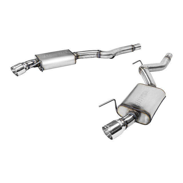 2015+ Ford Mustang GT 5.0L V8 409S Flowmaster FlowFX Axle Back Exhaust System