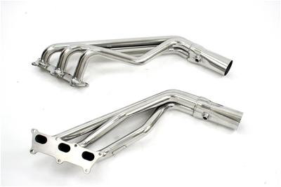 "2010 Camaro V6 Pacesetter 1 5/8"" Steel Long Tube Headers (Ceramic Coated)"