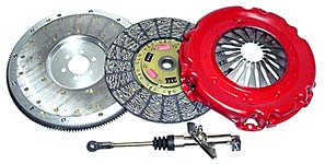 98-02 LS1 McLeod Single Disk Clutch with Aluminum Flywheel