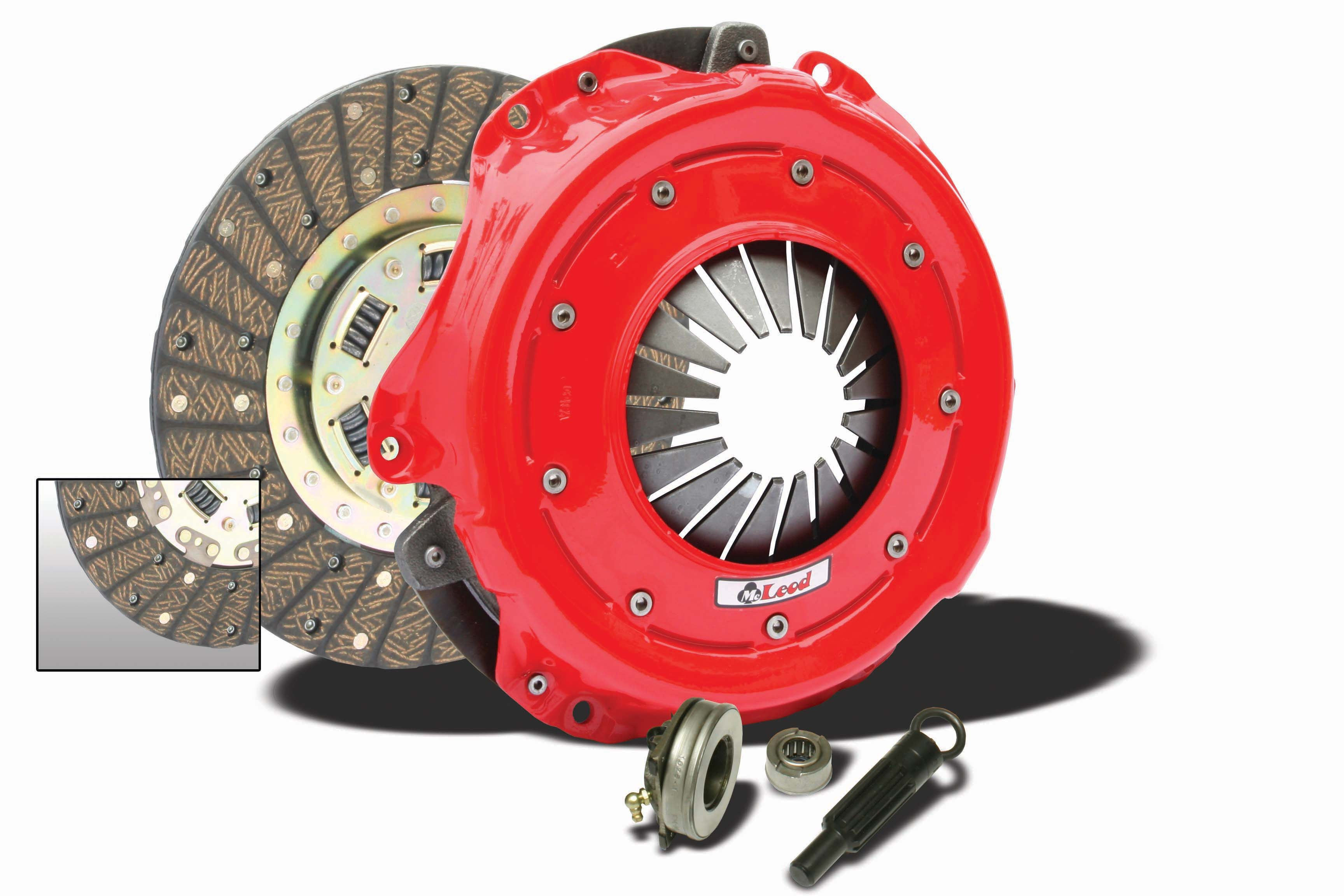 "93-97 LT1 Fbody McLeod Industries Street Pro 11"" Clutch Kit"
