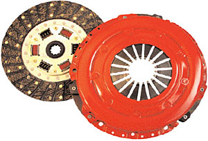 LS1 McLeod Industries Super StreetPro Clutch Kit