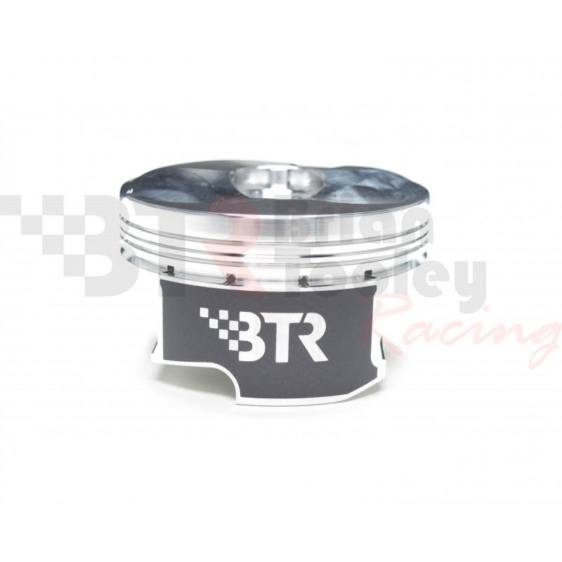 "Gen V LT1 Brian Tooley Racing Pistons - 4.065"" Bore, 3.622"" Stroke, 11.7 CR (For Stock Rods & Crank)"