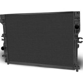 2014+ C7 Corvette AFCO Racing Black Radiator