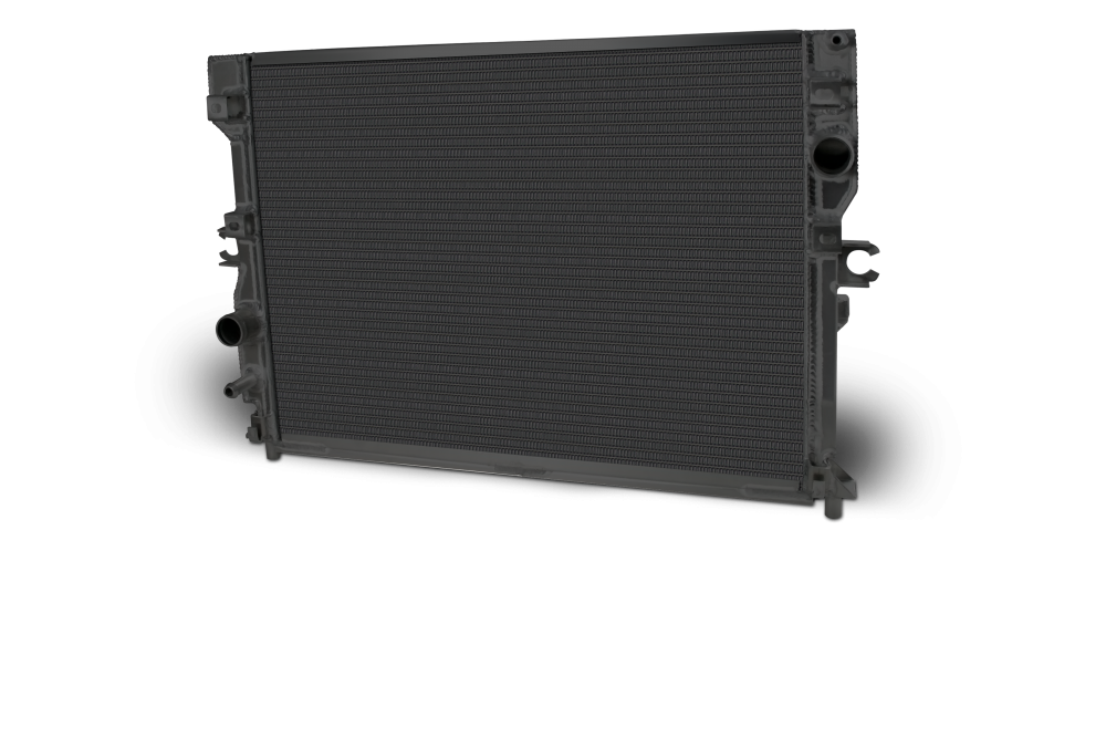 2014+ C7 Corvette AFCO Racing Satin Radiator