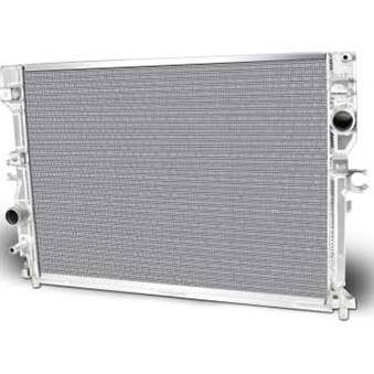 2014+ C7 Corvette AFCO Racing Polished Radiator