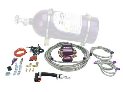2006-10 Jeep SRT8 ZEX Nitrous System - Wet Kit (No Bottle)