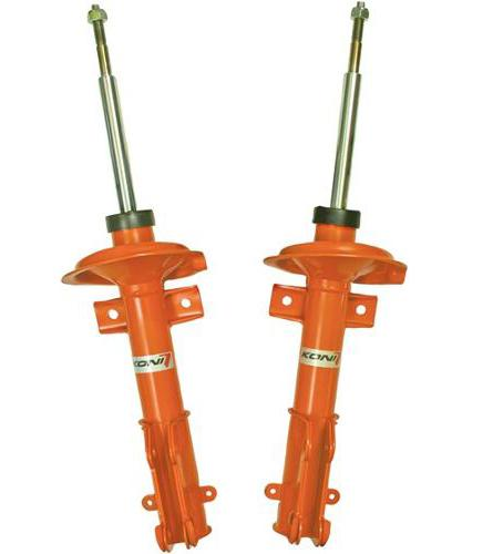 93-02 Fbody Koni Non Adjustable Shocks - Front