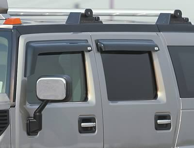 03-07 Hummer H2 GT GT Styling Ventgards