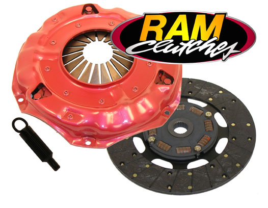 LS1 Ram HDX Performance Clutch Set