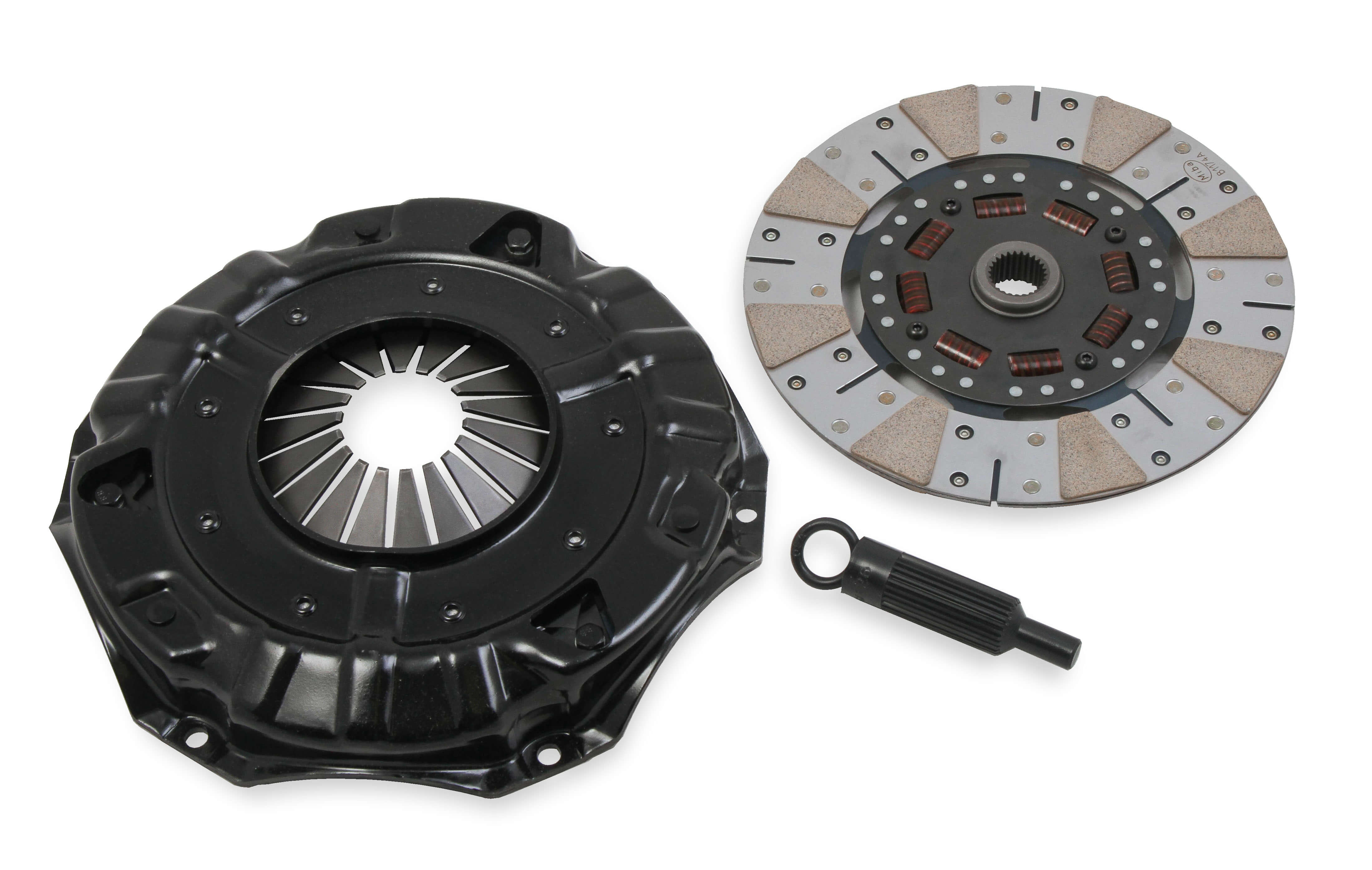"LS1/LS2 Hays Street 650 Clutch Kit 11"" Diameter w/26 Spline"