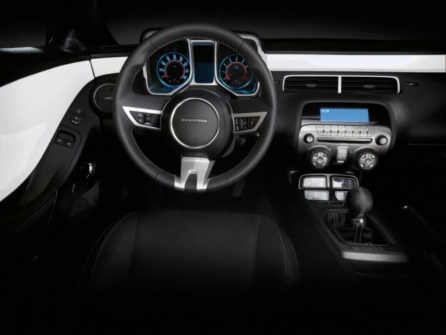[92241180], 2010+ Camaro GM Performance Interior Trim Kit   Olympic White
