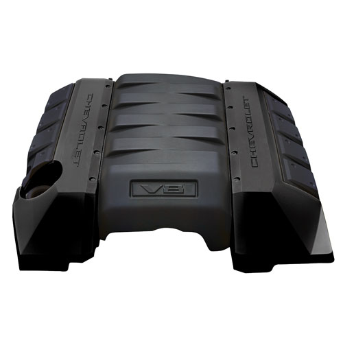 2010+ Camaro V8 GM Performance Parts Engine Cover - Black