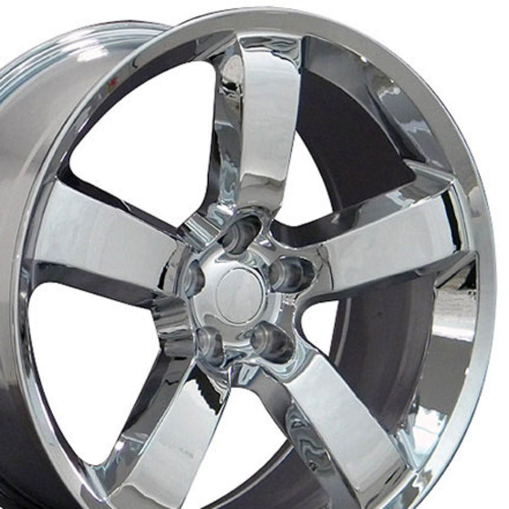 "OE Wheels Dodge Challenger/Charger SRT Replica Wheel -Chrome (20""x 9"" - 20mm Offset)"