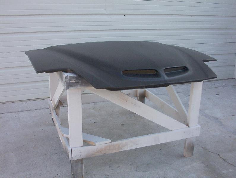 93-97 Firebird Ram Air Hood(Pin On)