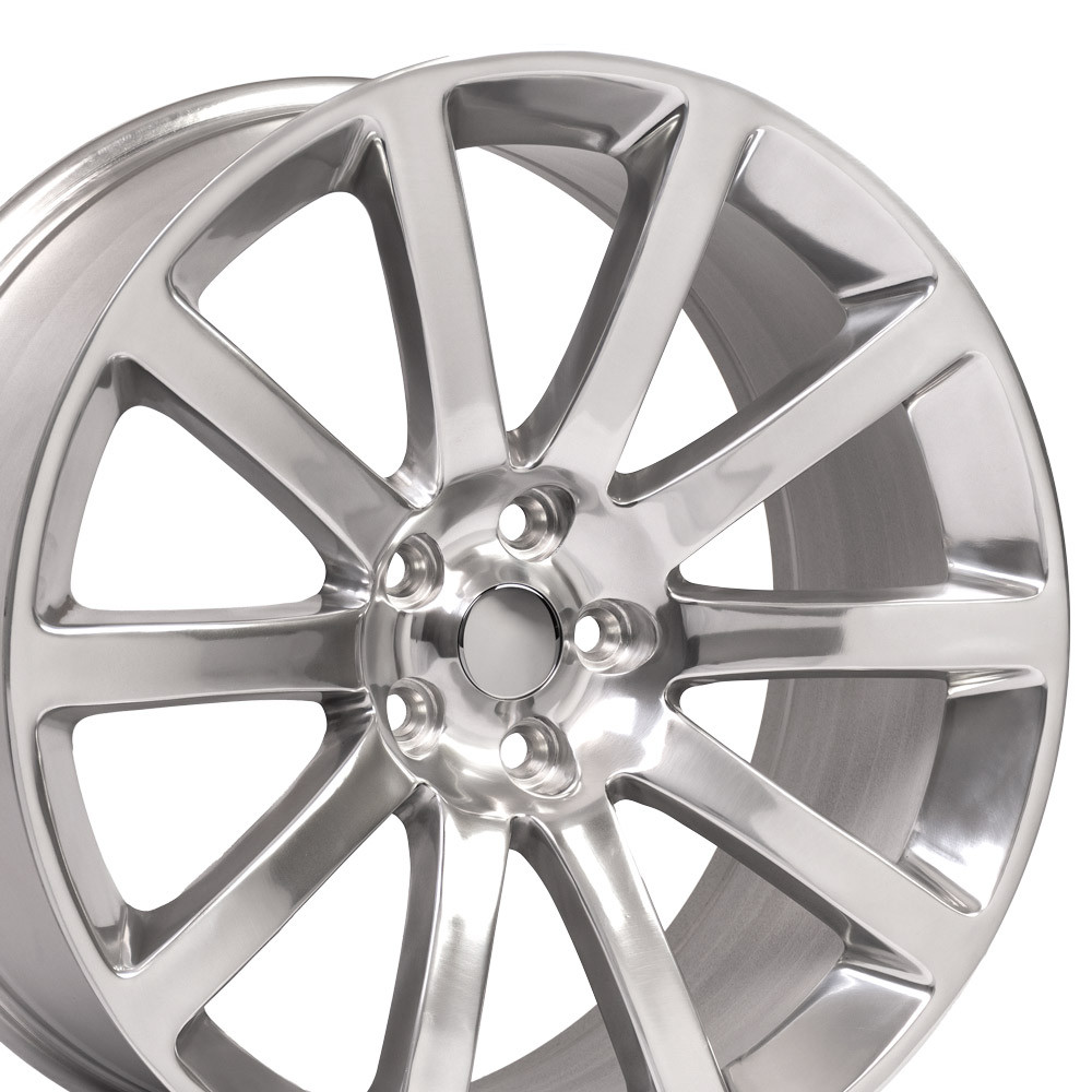 "OE Wheels Chrysler 300C SRT Replica Wheel - Chrome (20""x 9"" - 18mm Offset)"