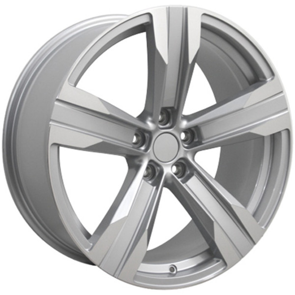 "OE Wheels Camaro ZL1 Replica Wheel - Silver 20x8.5""/20x9.5"" (35mm/40mm Offset) Set of 4"