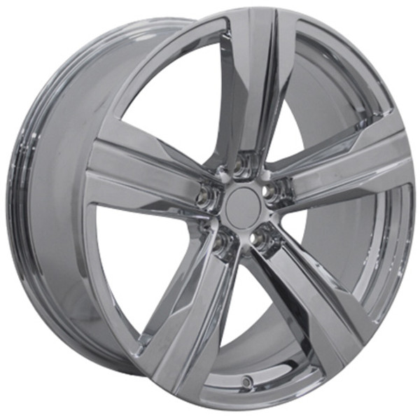 "OE Wheels Camaro ZL1 Replica Wheel - Chrome 20x8.5"" (35mm Offset)"