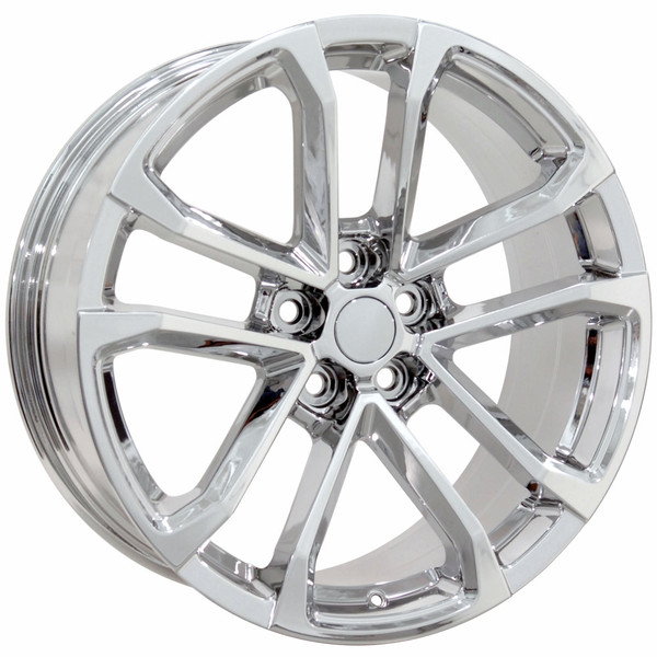 "OE Wheels Camaro ZL1 Replica Wheel - Chrome 20x9.5"" (40mm Offset)"