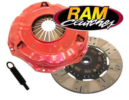 LS1 Ram Powergrip HD Performance Clutch Set