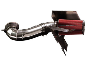 2005-2009 Ford Mustang GT Spectre Performance Cold Air Intake w/Red Filter