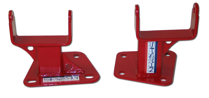 "98-02 LS1 Spohn ""LSX"" Lightweight Bushing Stands"