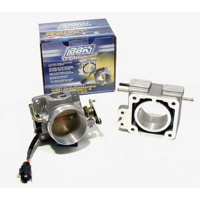 1986-93 Ford Mustang 5.0L V8 BBK Performance 65mm Throttle Body