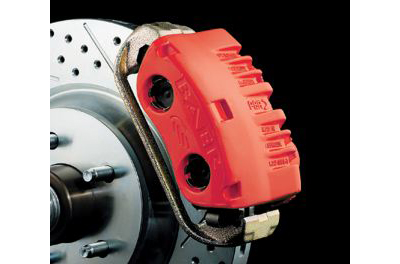 Duplicolor Brake Caliper Paint Kit (Red)