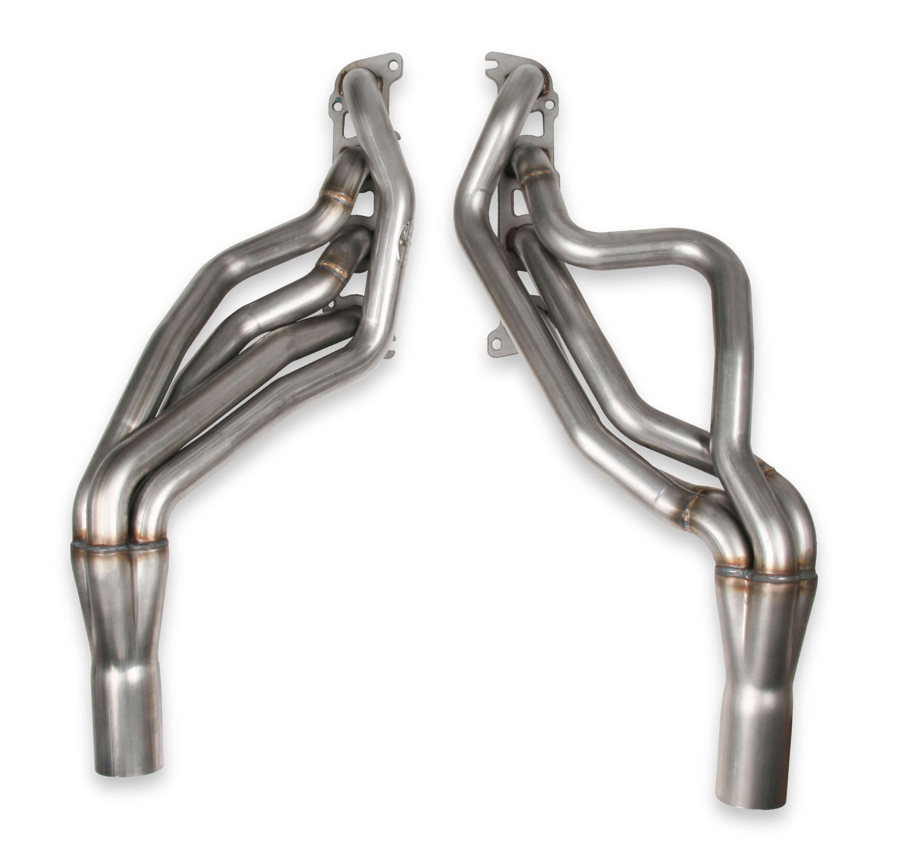 "1996-2004 Ford Mustang Coyote Swap Hooker Headers 304SS 1 3/4"" Blackheart Long Tube Headers"