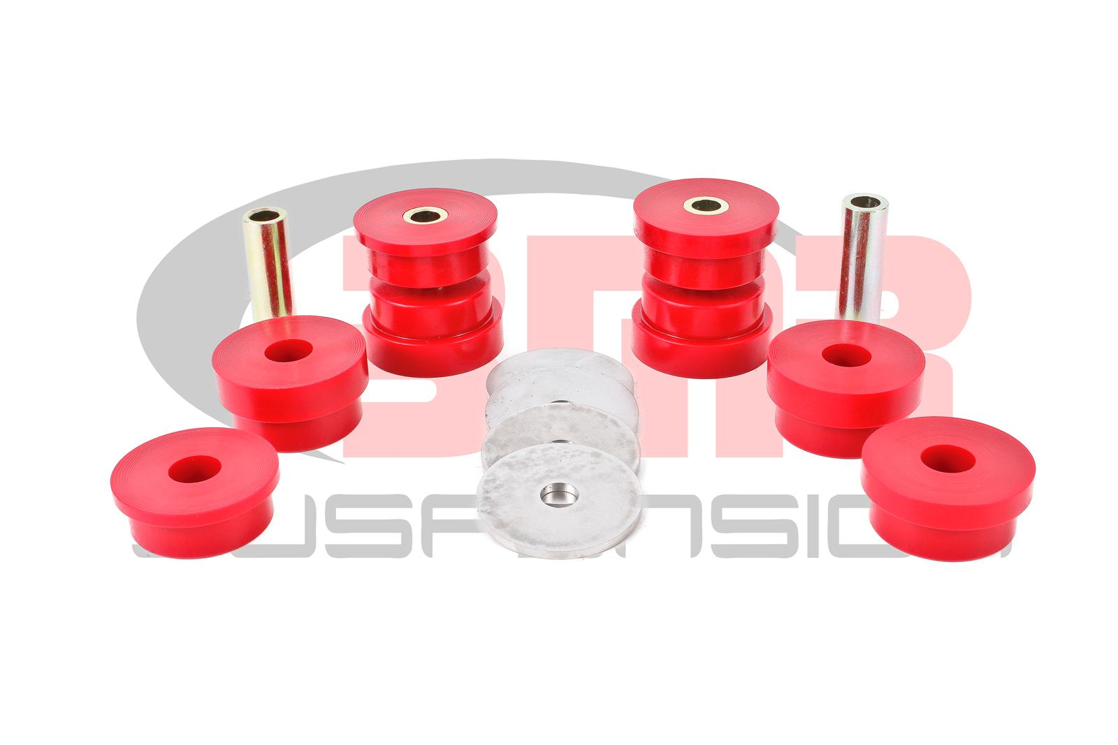 2015+ Ford Mustang BMR Suspension Polyurethane Rear Cradle Bushing Kit