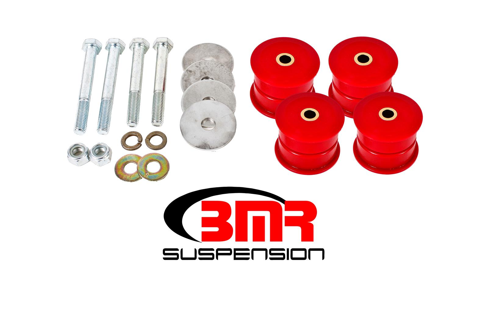 2015+ Ford Mustang BMR Suspension Rear Differential Polyurethane Bushing Kit
