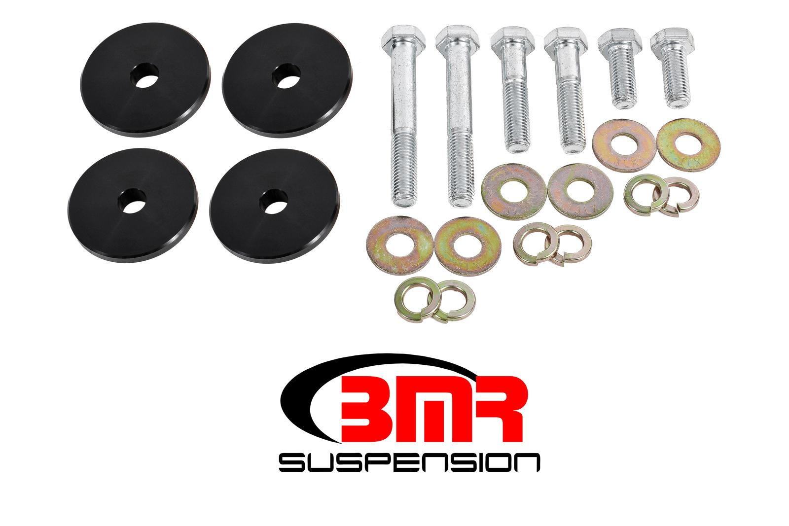2015+ Ford Mustang BMR Suspension Rear Differential Lockout Bushing Kit