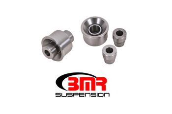 "1979-2004 Ford Mustang BMR Suspension 8.8"" Diff Spherical Stainless Steel Bearing Kit - Standard Version"