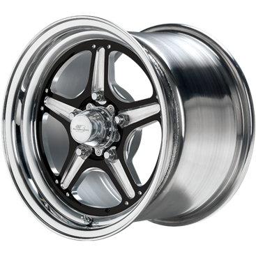 "93-02 Fbody Billet Specialities Street Lite Black Anodized Wheels - 15"" x 10"" w/7.5"" Backspacing"