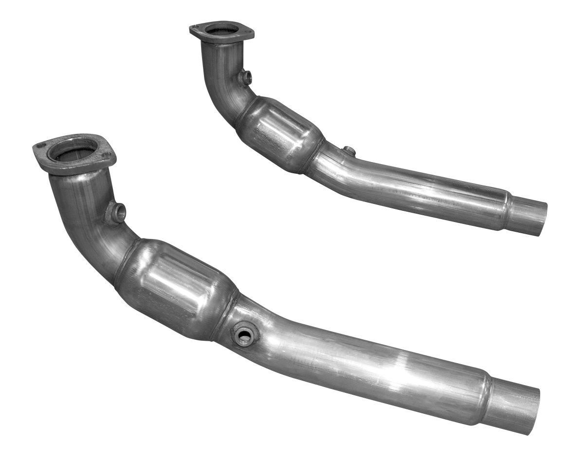 "2010+ Camaro SS American Racing Headers 3"" Downpipes w/Cats"