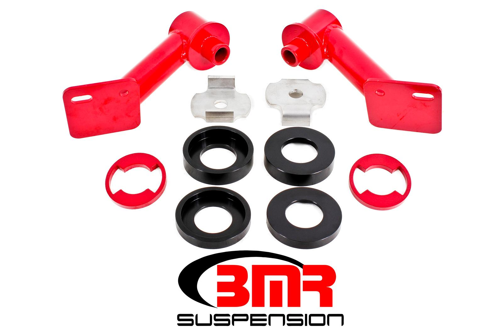 2015+ Ford Mustang BMR Suspension Cradle Bushing Lockout Kit