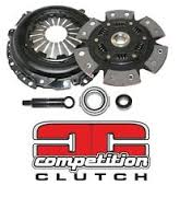 1997-2004 C5 Corvette Competition Clutch Kit Performance Stage 5 - Four Puck Ceramic